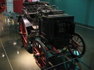 Automobile Panhard Levassor P2D1
