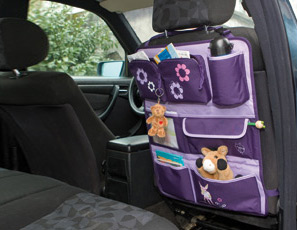 Le vide poche est pratique pour organiser l'habitacle de la voiture