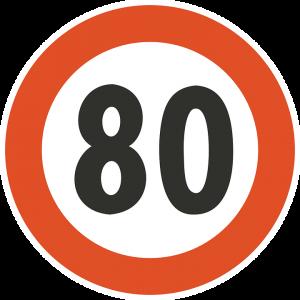 nouvelle limitation vitesse 80 km/h