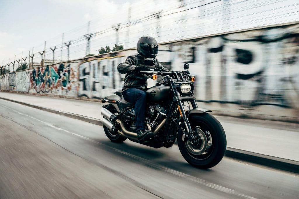 sécurité routière à moto